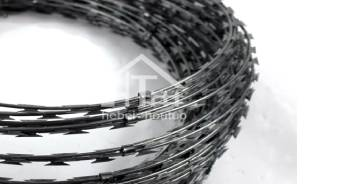 4 Benefits of Barbed Wire and Razor Wire