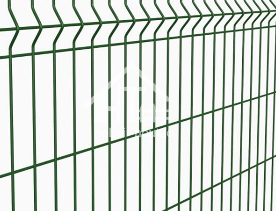 3D Panel Fence -Anit Climb European Residential
