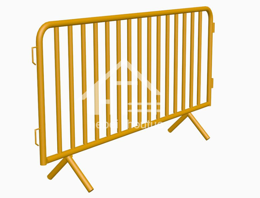 Temporary Fence Panel -Diverging Population Easy Setup  Free Combination