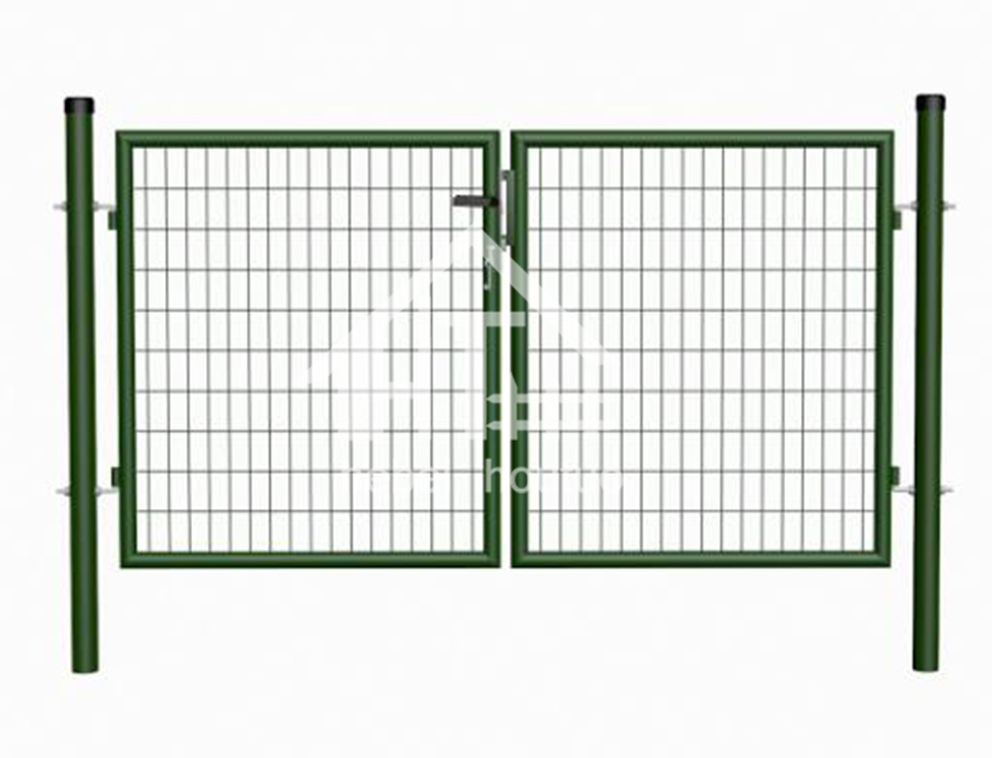 Round Post (Mesh Infill 50x100mm) -High Quality Security