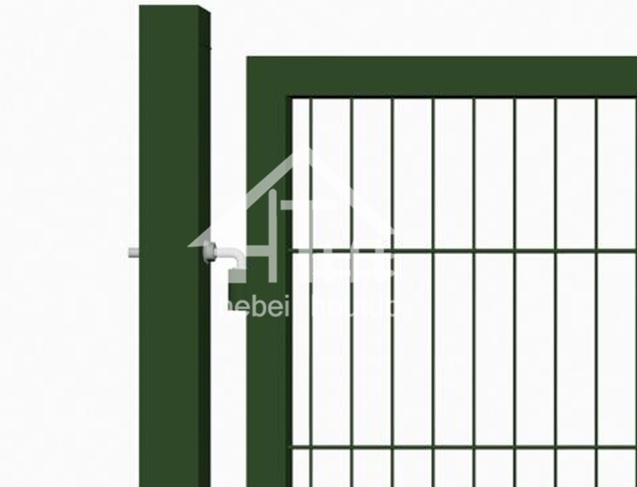Square Post ( Mesh Infill Doubel Wire)