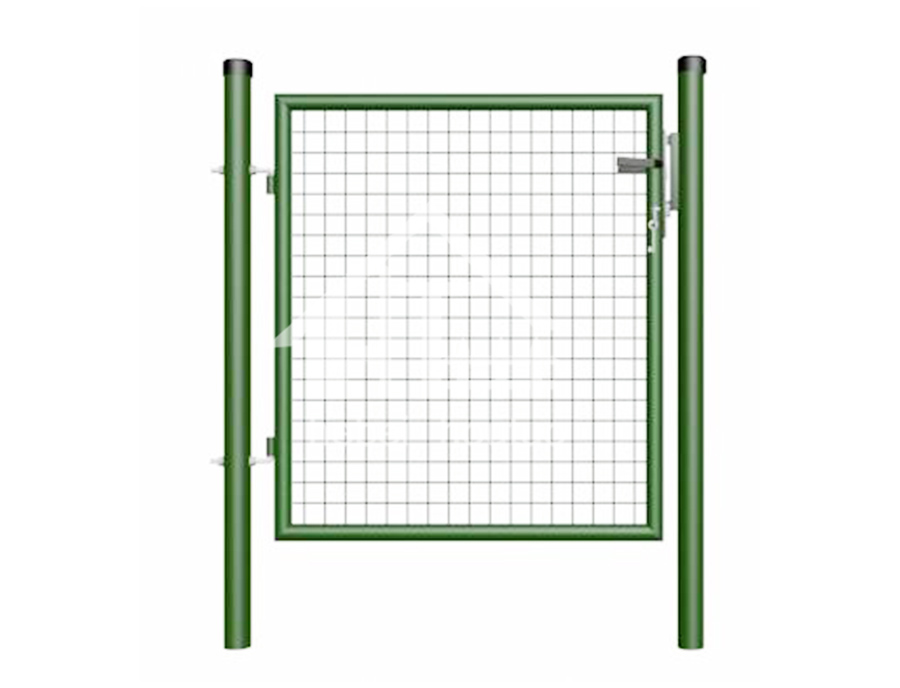 Round Post (Mesh Infill 50x50mm) -House Simple Sliding Metal