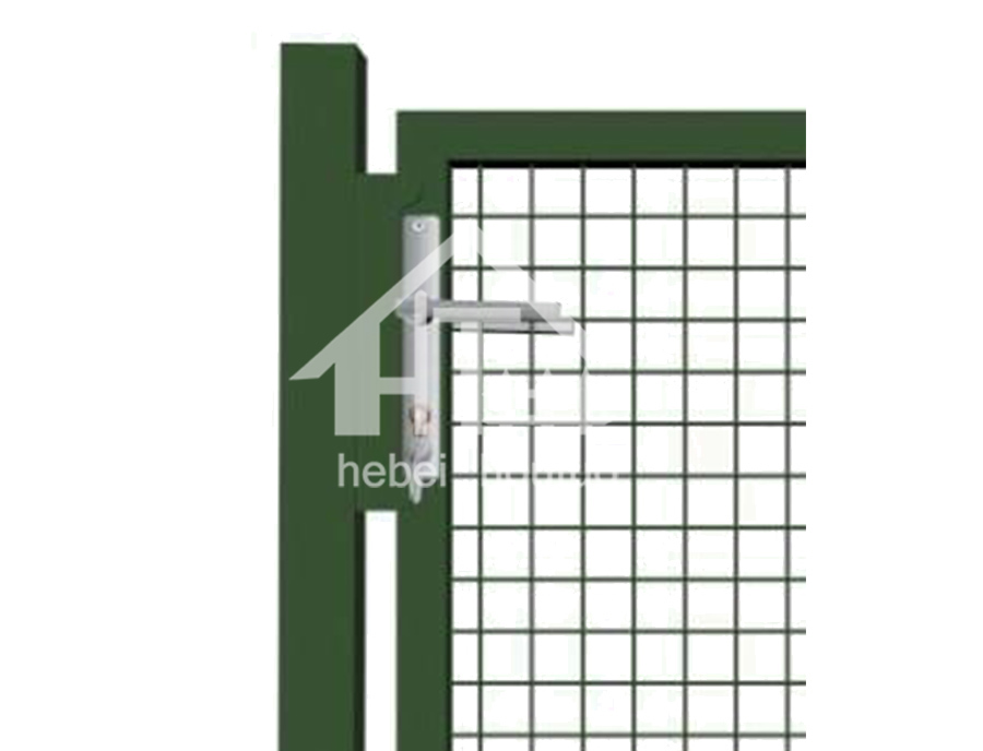 Square Post (Mesh Infill 50x50mm) -Exterior Steel