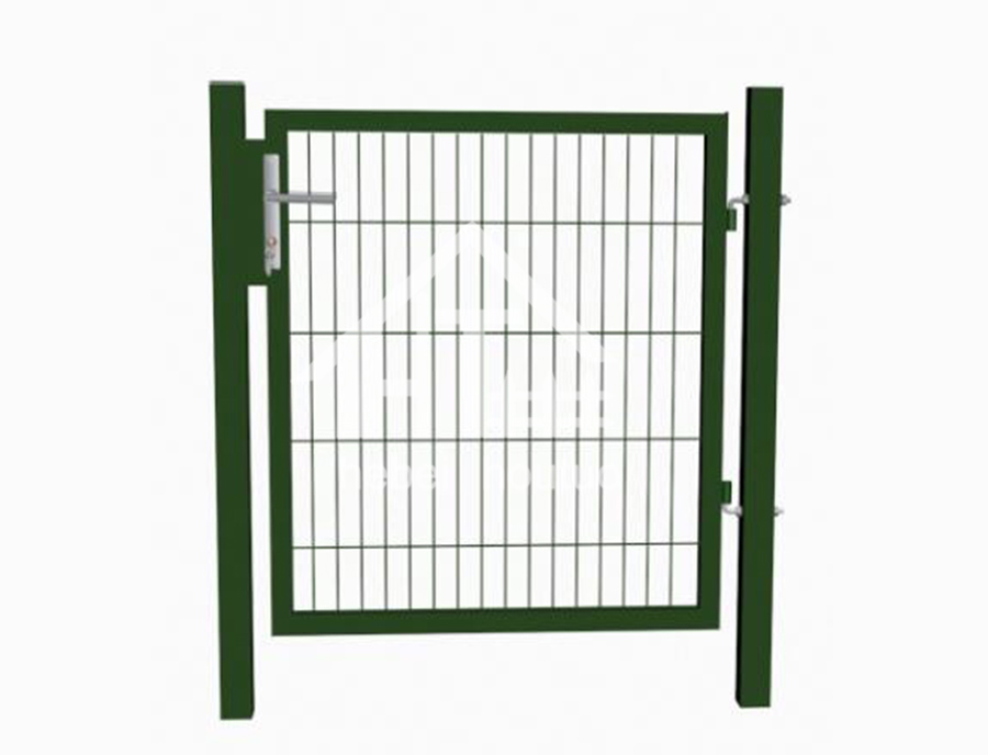 Square Post ( Mesh Infill 50x200mm)
