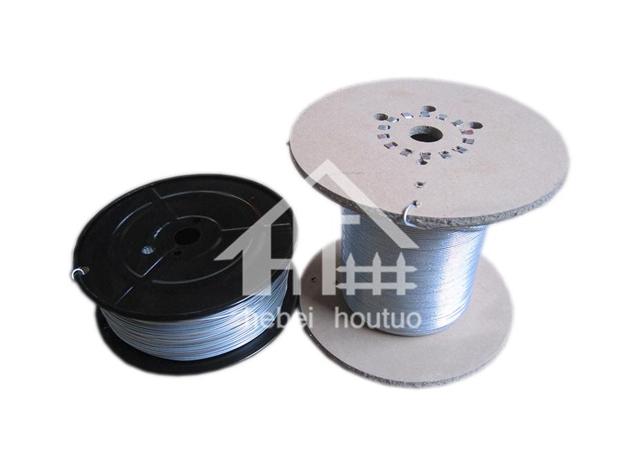 Spool Wire -Machinese Weaving Iron Wires