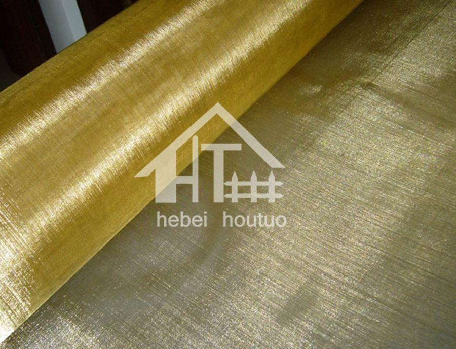 Brass Wire Mesh -Chinese Factory