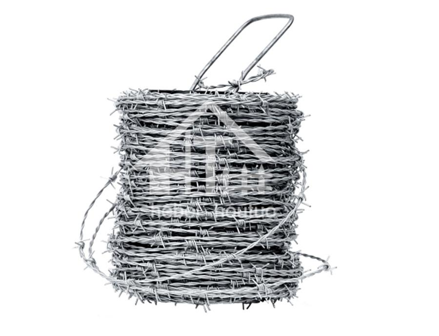 Galvanized Barbed Wire -Low Price Highly Durable Widely Used