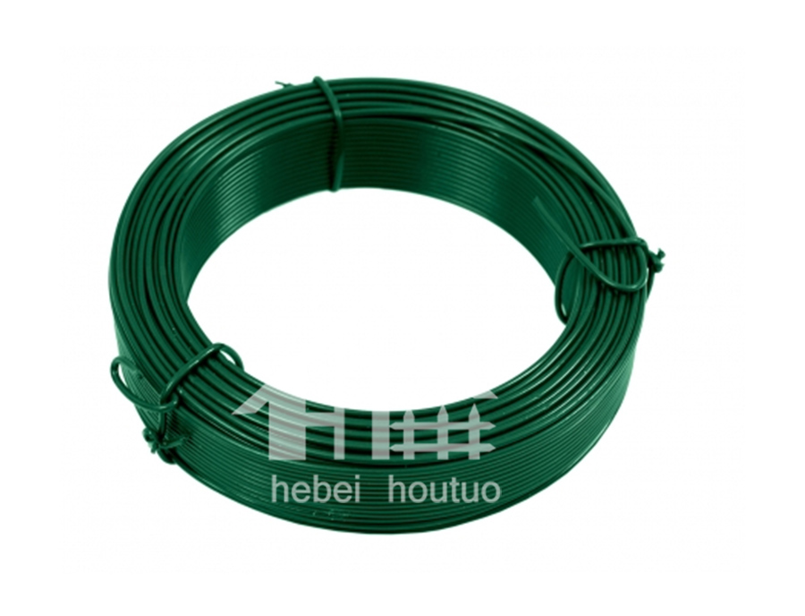PVC Coated Tension Wire -Private Garden Zone Use