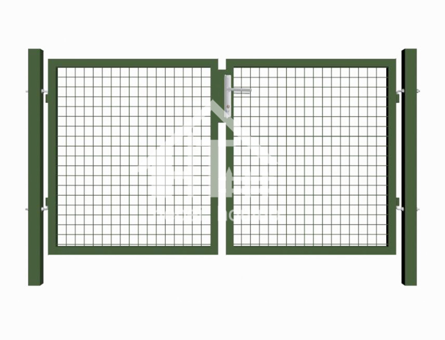 Square post (Mesh Infill 50x50mm)-Low Price Brackyard
