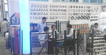 Hebei Houtuo attented 119 Canton fair